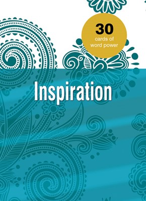 Word Power Cards: Inspiration (Cards)