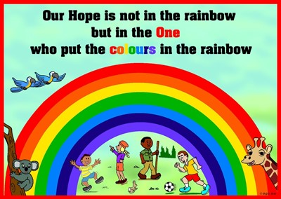 Tracts: The Rainbow (pack of 50) (Tracts)