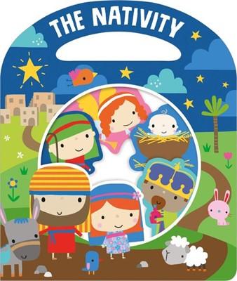 Busy Windows: The Nativity (Board Book)