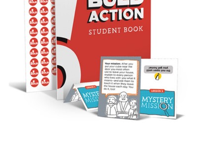 Be Bold Student Book, Summer 2020 (Kit)