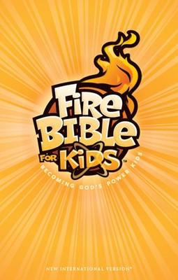 NIV Fire Bible for Kids (Hard Cover)