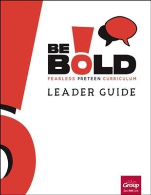 Be Bold Leader Guide, Summer (Paperback)