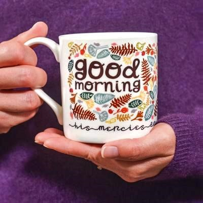 Good Morning Mug (General Merchandise)