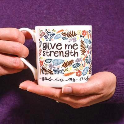 Give Me Strength Mug (General Merchandise)