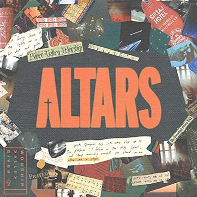Altars CD (CD-Audio)