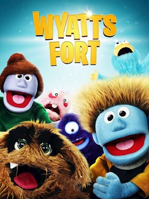 Wyatt's Fort DVD (DVD)
