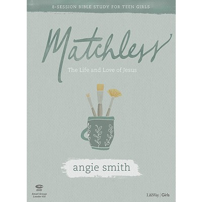 Matchless Teen Girls' Bible Study Leader Kit (Kit)