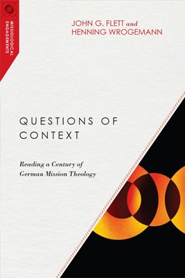 Questions of Context (Paperback)