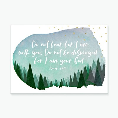 Do Not Fear Greeting Card (Cards)