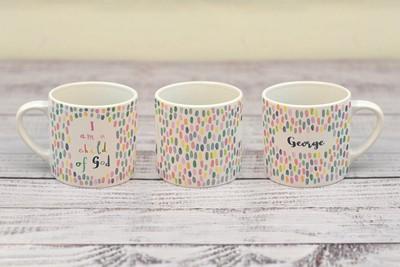 I Am a Child of God Child's Mug (General Merchandise)