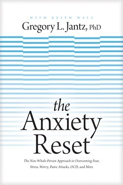 The Anxiety Reset (Hard Cover)