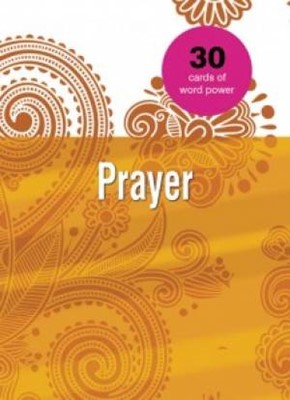 Word Power Cards: Prayer (Cards)