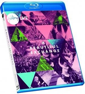 Hillsong Live - A Beautiful Exchange Blu-Ray DVD (Blu-ray)