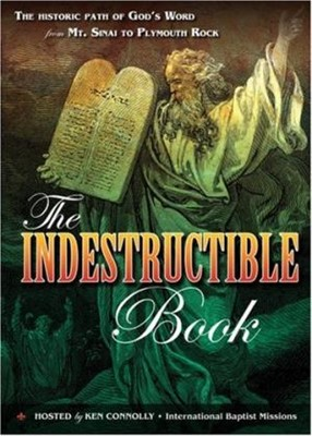The Indestructible Book DVD (DVD)