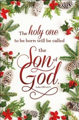 Holy One Bulletin (pack of 100) (Bulletin)