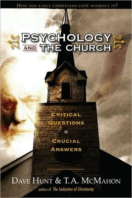 Psychology and the Church [+DVD] (Paperback w/DVD)