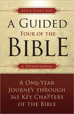 Guided Tour of the Bible, A (Paperback)