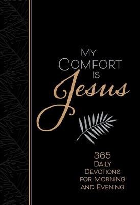 My Comfort is Jesus (Imitation Leather)