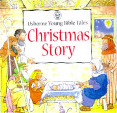 Young Bible Tales: Christmas (Board Book)