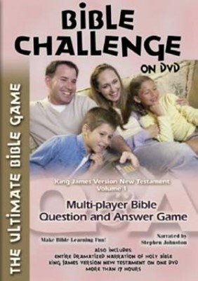 Bible Challenge N.T. Vol 1 DVD (DVD)