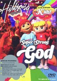Super Strong God DVD