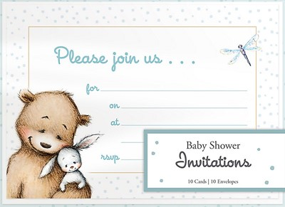 Baby Shower Invitations (Cards)