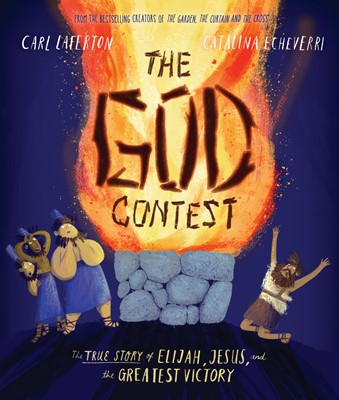 The God Contest (Hard Cover)