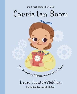 Corrie Ten Boom (Hard Cover)