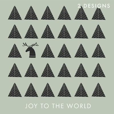 Modern Christmas Cards (pack of 10) (Cards)