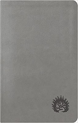 ESV Reformation Study Bible, Condensed Ed., Light Gray (Imitation Leather)