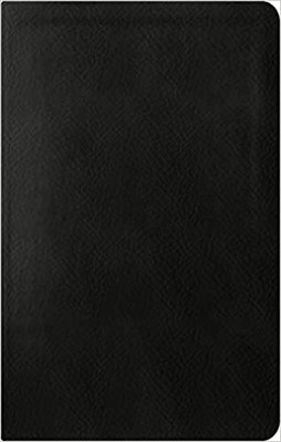 ESV Reformation Study Bible, Condensed Ed., Black (Genuine Leather)