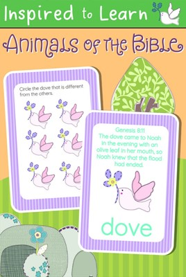 Animals of the Bible (Cards)