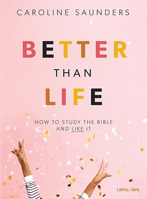 Better Than Life Teen Girls' Leader Kit (Kit)