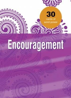 Word Power Cards: Encouragement (Cards)
