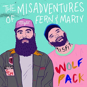 The Misadventures of Fern & Marty CD (CD-Audio)