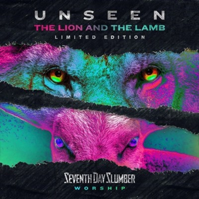 Unseen: The Lion and the Lamb CD (CD-Audio)