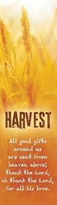Harvest Bookmark (Pack of 10) (Bookmark)