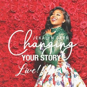 Changing Your Story - Live! CD (CD-Audio)