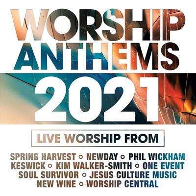 Worship Anthems 2021 CD (CD-Audio)