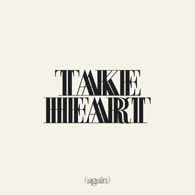 Take Heart Again CD (CD-Audio)