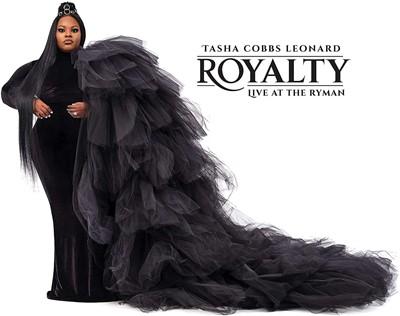 Royalty: Live at The Ryman CD (CD-Audio)
