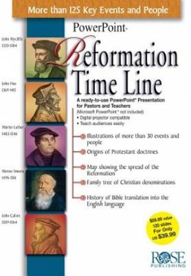 Reformation Time Line CDRom (CD-Rom)