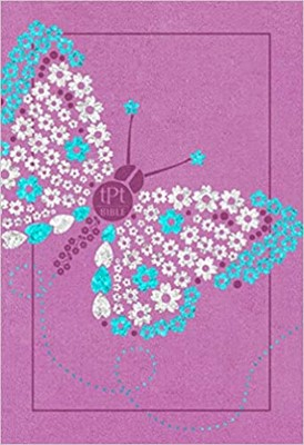 Passion Translation New Testament Youth Girls Butterfly (Imitation Leather)