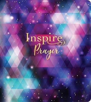 NLT Inspire PRAYER Bible (Softcover) (Paperback)