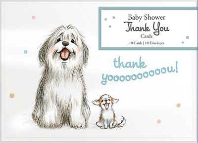 Baby Shower Thank You Cards (Cards)