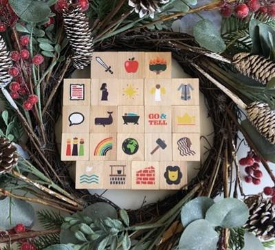 Advent Blocks (General Merchandise)