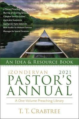The Zondervan 2021 Pastor's Annual (Paperback)