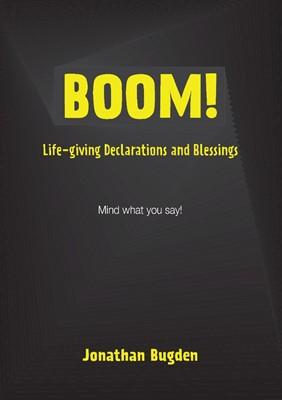 Boom! (Paperback)