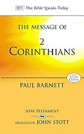 The BST Message of 2 Corinthians (Paperback)