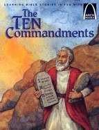 The Ten Commandments   Arch Books (Poster)